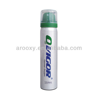 1.5L Mini flavored oxygen spray