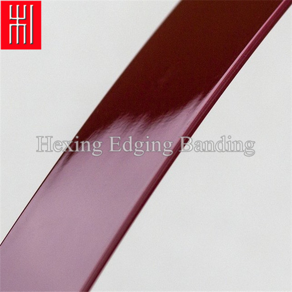 PVC Solid Color edge bands decorative strip