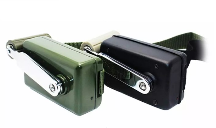 High power hand crank generator emergency charger outdoor portable generator usb mobile phone computer charging