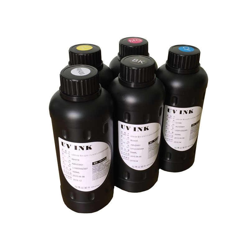 Reactive ink for digital textile printing dtg textile ink with superior Grade A quality for sale