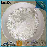 Best price rare earths La2O3 99% to 99.999% Lanthanum (III) Oxide