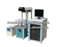 30W CO2 Laser Marking Machine for Computer Keyboard