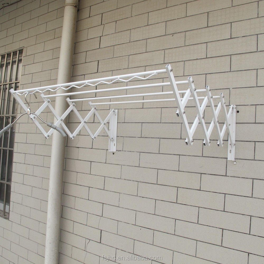 JHC-1002/wall mounted clothes drying racks/ceiling mounted clothes drying rack