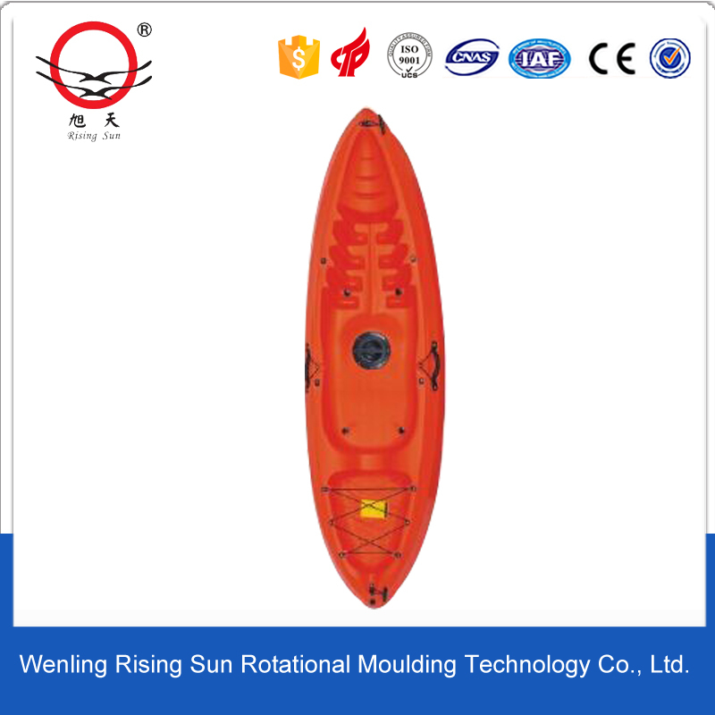 The latest fishing rotomolded kayak