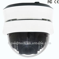 720P Wireless Wifi Dome IP Camera with H.264 video compression ip camera hd wifi
