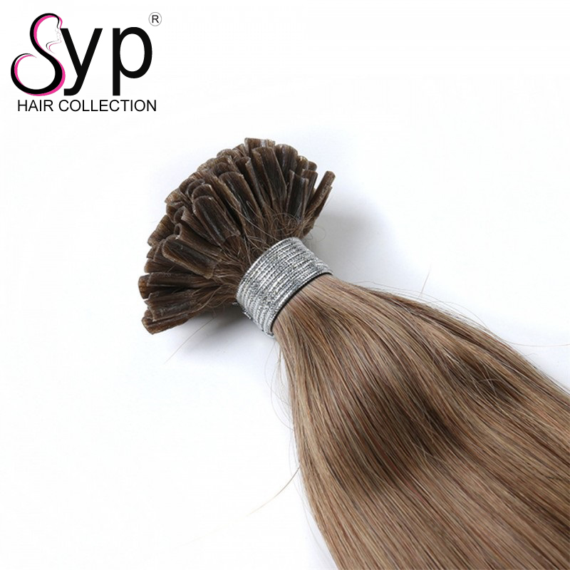 New Arrival Product Extenciones De Pelo i Tip Hair Supply Wholesale Weave Hair