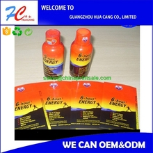 Pvc Shrink Wrap Bottle Labels,Shrink Sleeve Lable For Bottle Packing