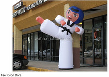 2015 advertising Inflatable monster cartoon , adult animation cartoons
