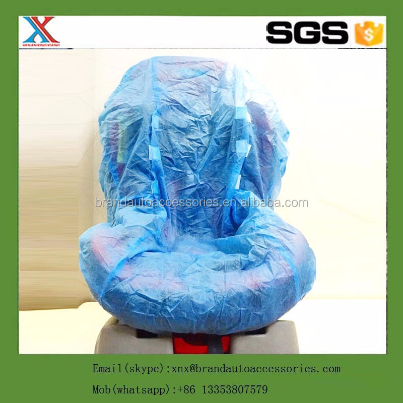 Infant Baby Easy Clean Non-slip Child Car Seat Protector child car seat cover for wholesales with free samples