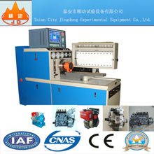 Years of experience on High quality Frequency Converter Fuel Injection Test Bench