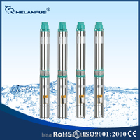 High Pressure Pump 4 Inch 100QJ Submersible Pump Copper Cable