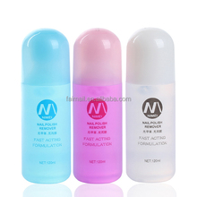 2015 High Quality 120ML Fruit Flavours Popular Soak Off Acetone Nail Polish Remover Liquid