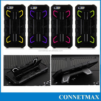 Hybrid Combo ShockProof Rocket Kickstand Case Cover For iPhone 6 4.7inch