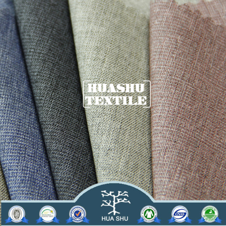 Spring summer season men's suiting spandex TR fabric