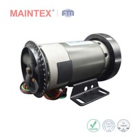Dc 3HP Treadmill Brushed Dc Motor Electric Motor