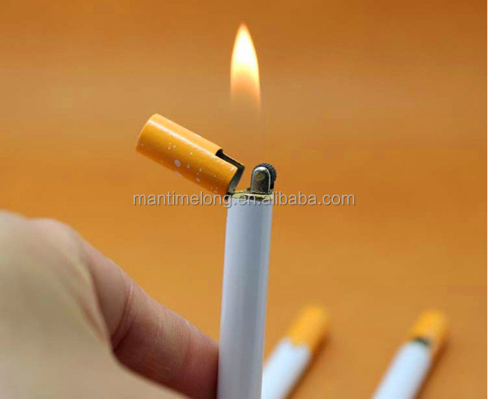 Cigarette shaped Butane Lighter NO GAS