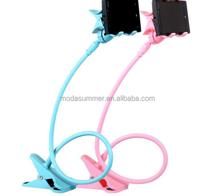 Factory Price New Design Promotional lazy tablet bed holder
