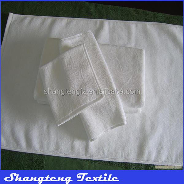 New product customize logo face towels water lines cotton towel