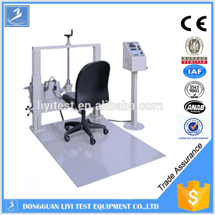 Office Chair Wheel Lifetime Testing Machine