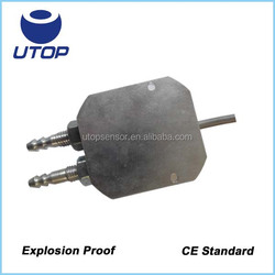 Aluminum Allloy Gas and Liquids OEM Silicon Piezoresistive Differential Pressure Transducer