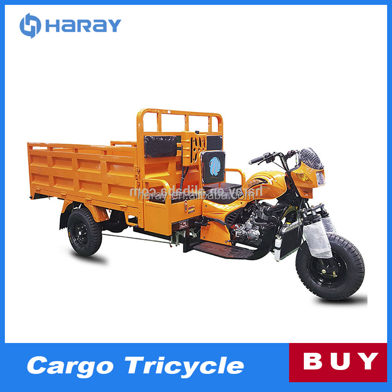 Top Quality Open Motor Tricycle for Cargo