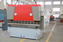 Precise and durable sheet press brake with optional MD-320/E10-D/E20+ display