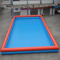 HOLA inflatable deep ball pool/inflatable pool for fun