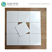 Ceramic Color Wall Tiles White Subway Tile