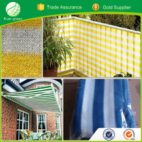 Popular design sun shade balcony net for Protection Fence