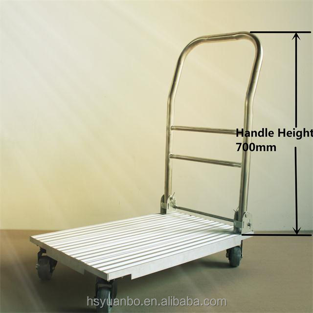 Customized Aluminium Alloy Hand Trolly