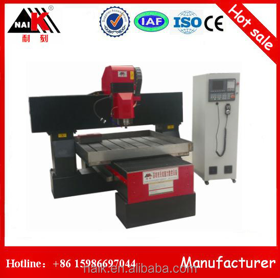 metal engraving 1212 cnc router machine/ aluminum stenciling machine table moving cnc atc