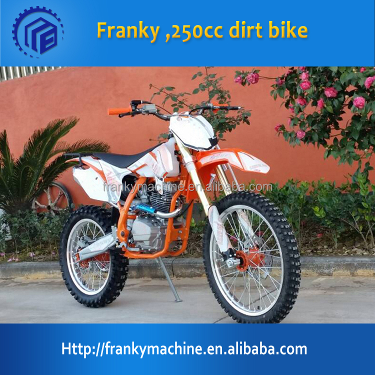 High quality military dirt bike for sale 250cc