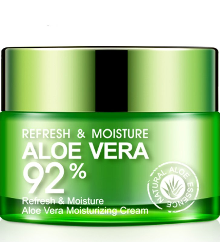 Wholesale natural aloe vera skin whitening night cream for face