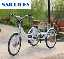 newly design adult tricycle with pas