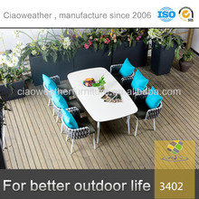 rooms to go outdoor furniture dining table set