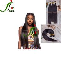 Free Shipping Virgin Indian Human Hair/Silky Straight Hair Extension/Silky Straight Human Hair Weave