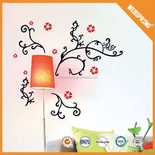 01-0370 Stikers for wall roll sticker 3d wallpapers glitter sticker wall art