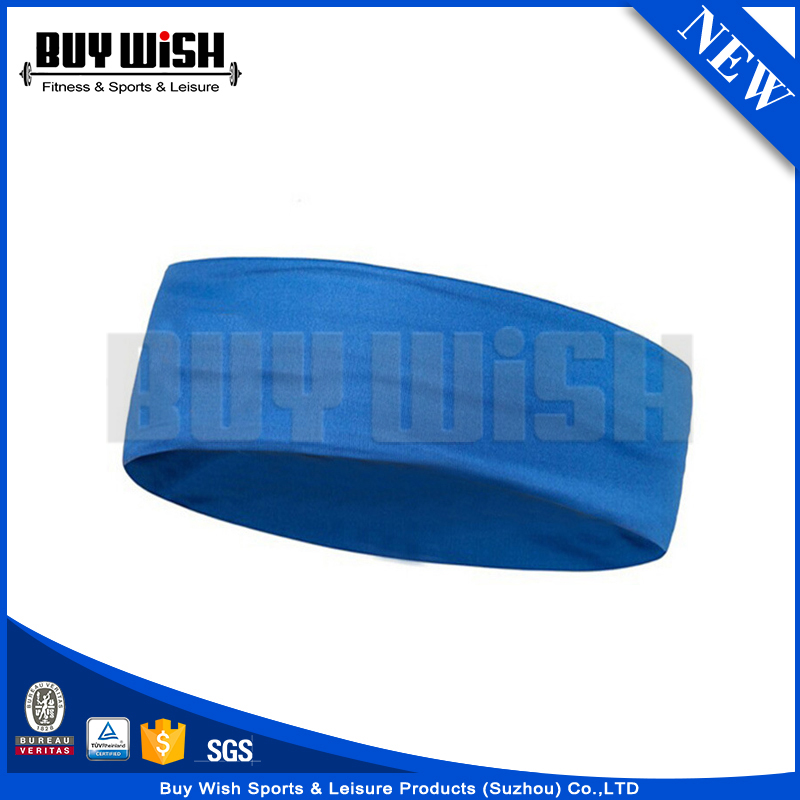 Professional Manufacturer Head Sweat Wrap Braided Headband