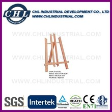 Factory wholesale wood table top sketch easel