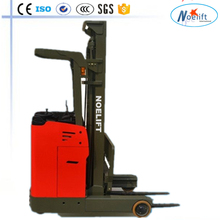 self loading stacker container reach stacker1.5-3t reach truck, electric stacker,high mast