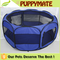 China Audited Fabric Pet Playpen Dog Playpen