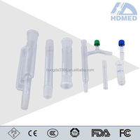 China hot sale specific gravity bottle with borosilicate glass for laboratory
