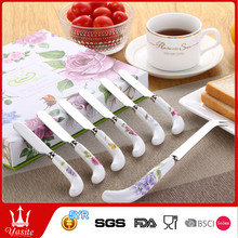 Top quality best selling cheese knife and butter knife set