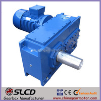 Professional Manufacturer of Shaft Mounted H2 Low RPM Industrial Heavy Duty Gearbox Unit for Wind Turbine Machinery in China