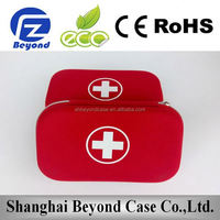 Guarantee of in time delivery comfortable classical nylon bag vehicle first aid kit
