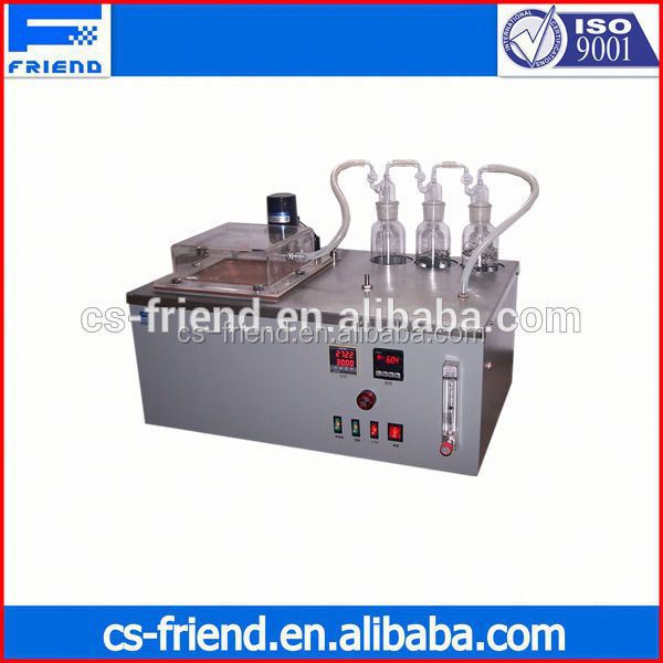 benzene tester crude/used/waste oil distiller equipment