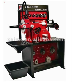 C9370 Brake Disc Lathe Machine