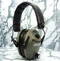 Hunters ears active volume electronic earmuff hearing protector