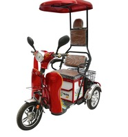 Esily Operation Motorized Tricycle, Electric Auto Tricycle For Sale