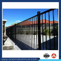 Aluminium Fence Panels For Garden Fencing